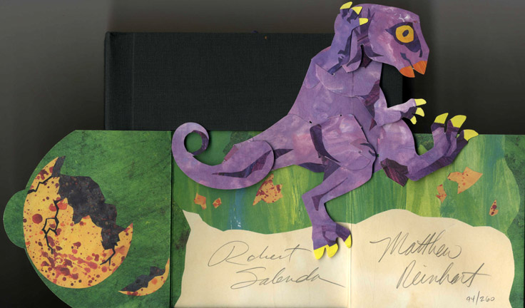 Robert Sabuda and the Art of Pop-Up Books