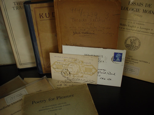 Tolkien-Personal-Library-Pieter-Collier