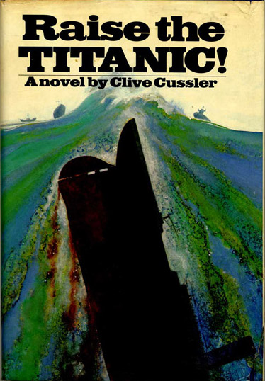 Five Interesting Facts About Clive Cussler