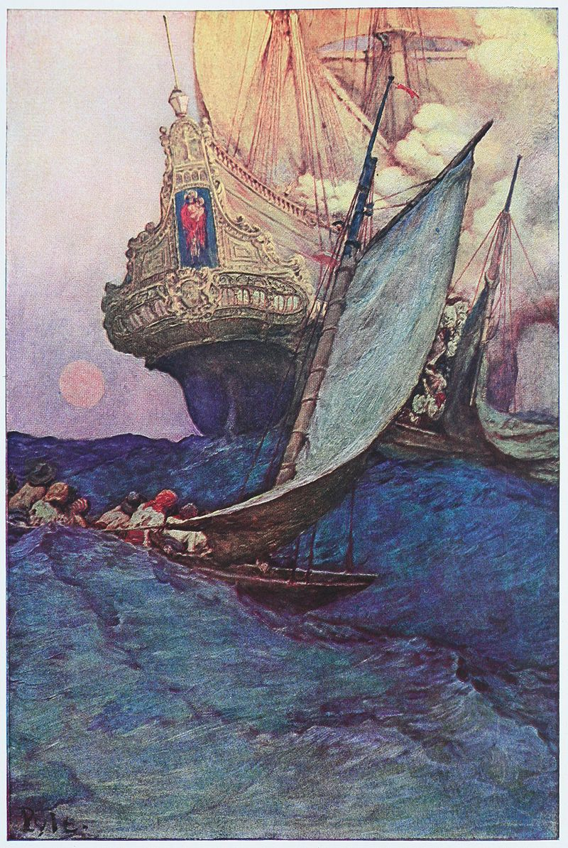 A Brief Introduction to Howard Pyle