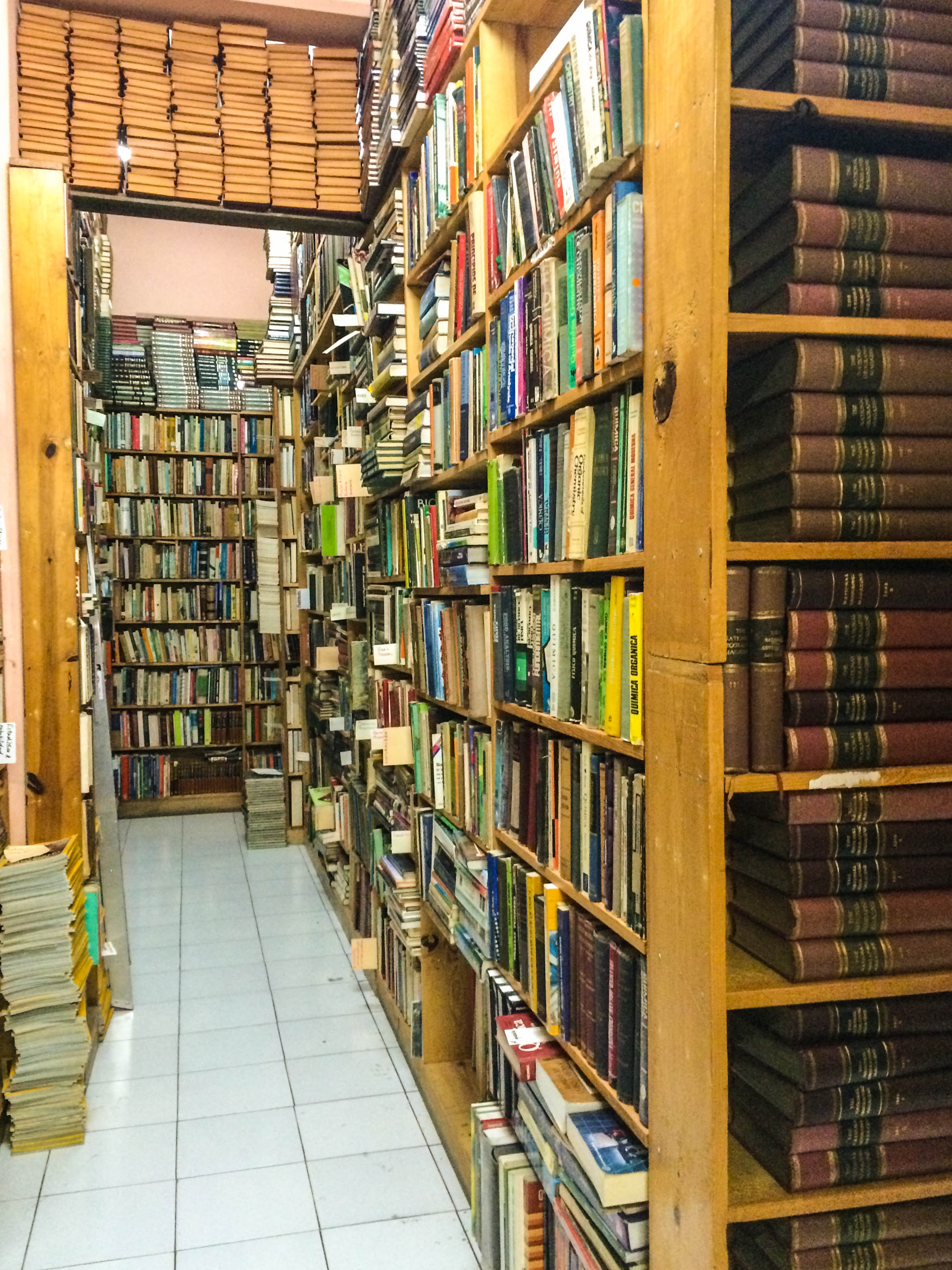 Buying Rare and Antiquarian Books in Mexico City