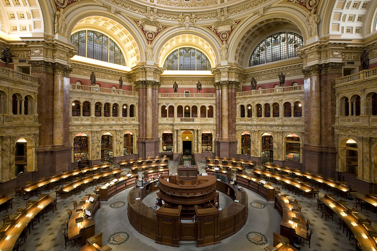 Six Cool Facts About the Library of Congress
