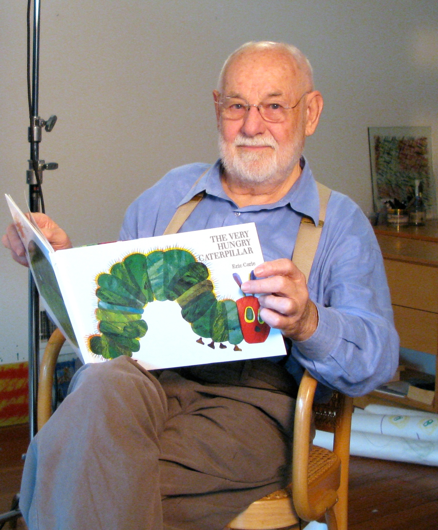 A Brief Introduction to Eric Carle