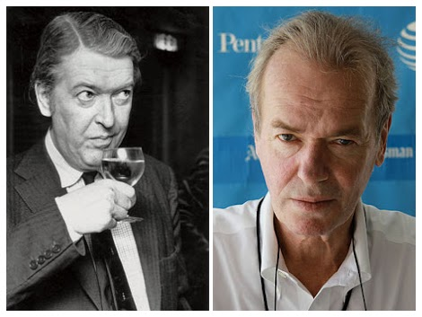 Kingsley and Martin Amis' Family Rivalry