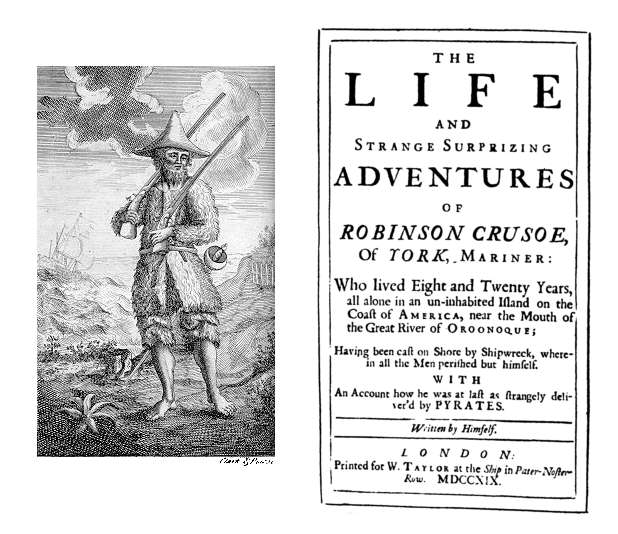 Who Is the Real Robinson Crusoe?