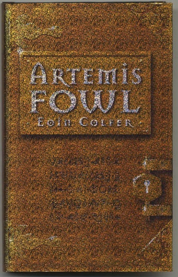 The Magic of Artemis Fowl and Eoin Colfer