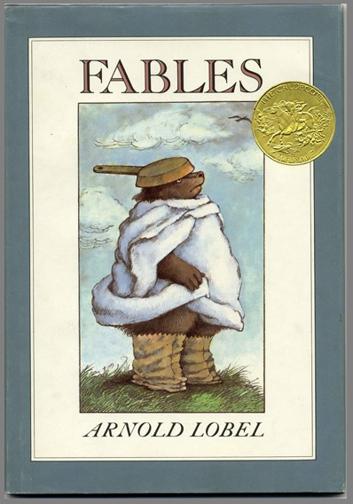 Arnold Lobel: The Anatomy of a Fable