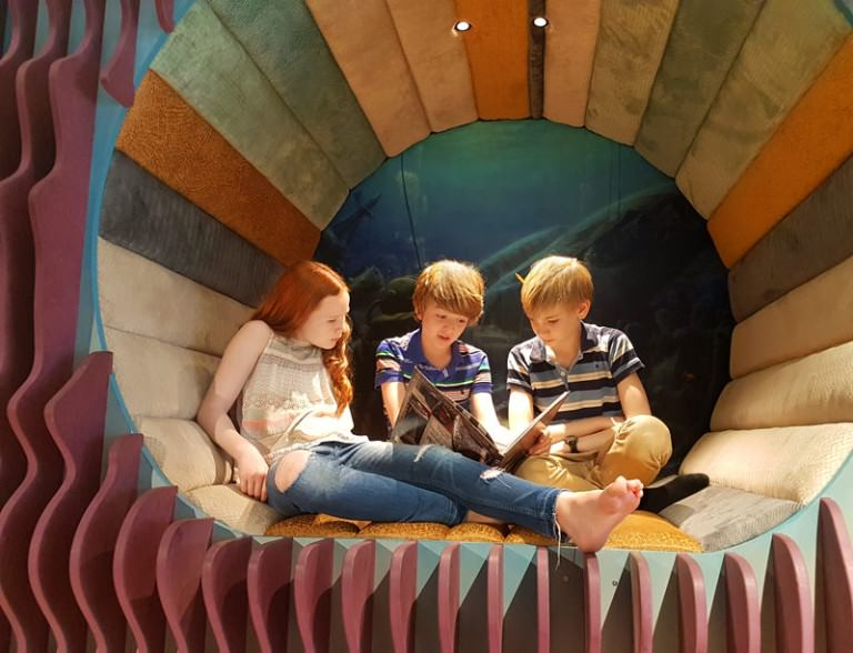 The Top Five Children's Libraries From Around the World