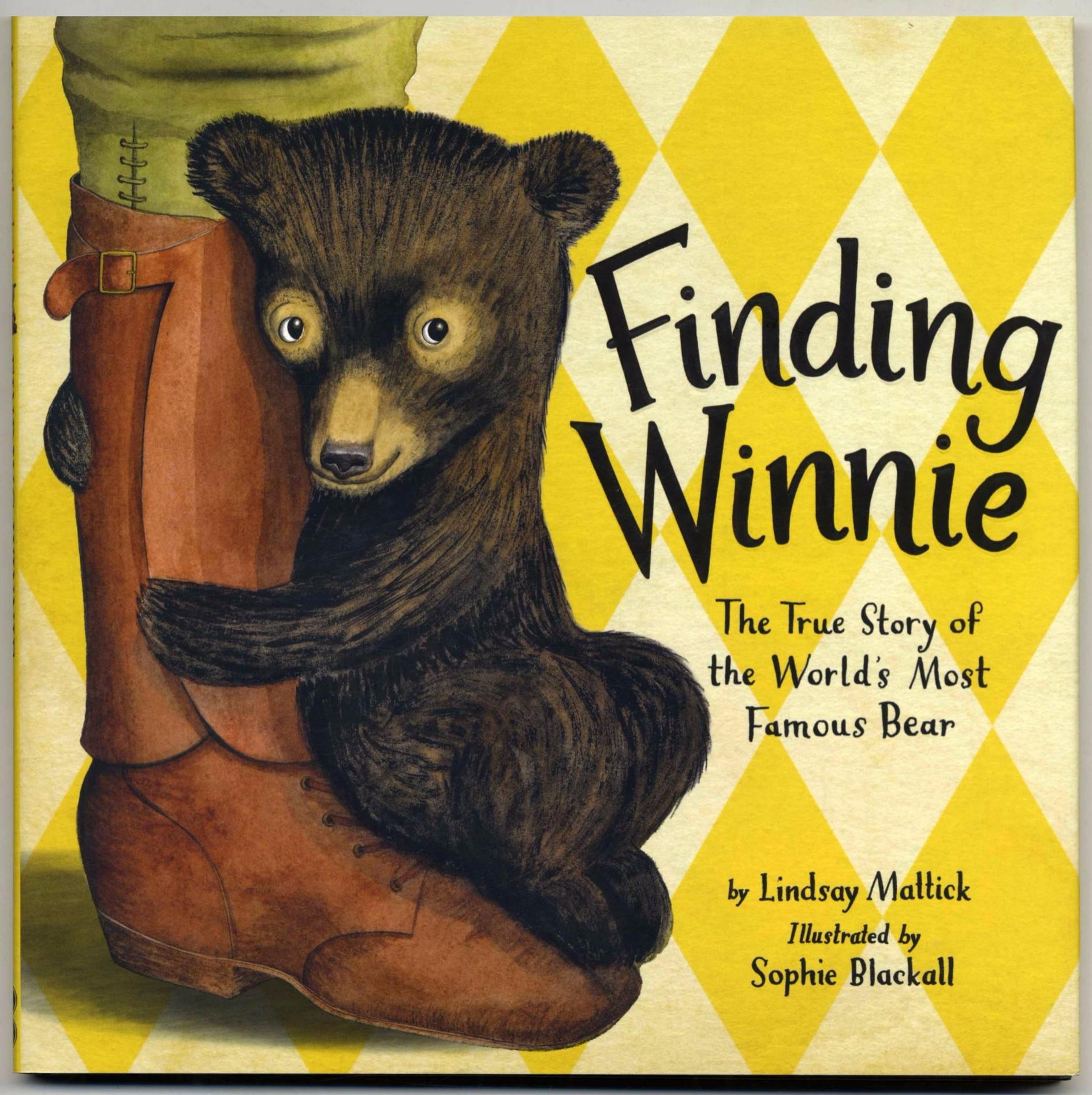 Finding Winnie and Market Street: The 2016 Caldecott & Newbery Winners